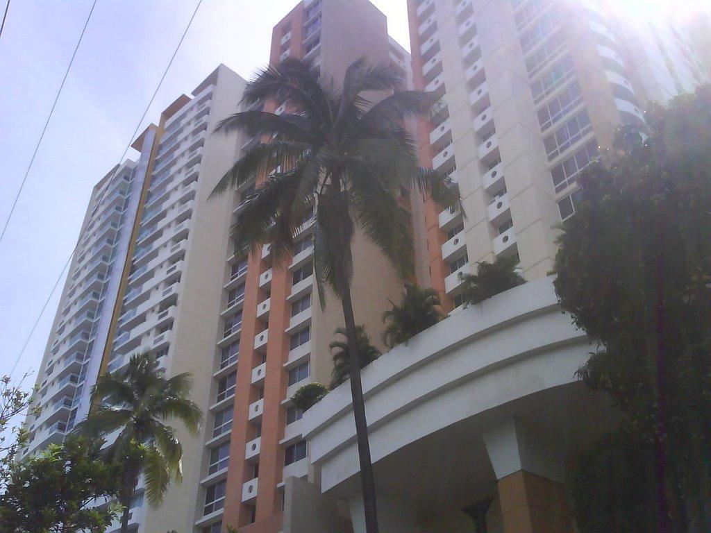 PANAMA VIP10, S.A. Apartamento en Alquiler en El Cangrejo en Panama Código: 17-4614 No.1
