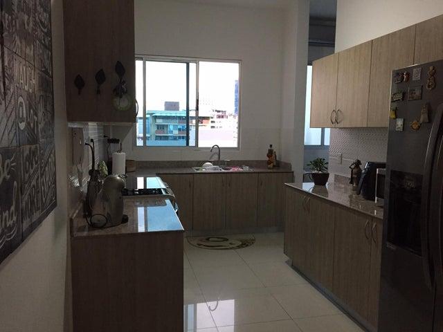 PANAMA VIP10, S.A. Apartamento en Alquiler en Obarrio en Panama Código: 17-4688 No.9