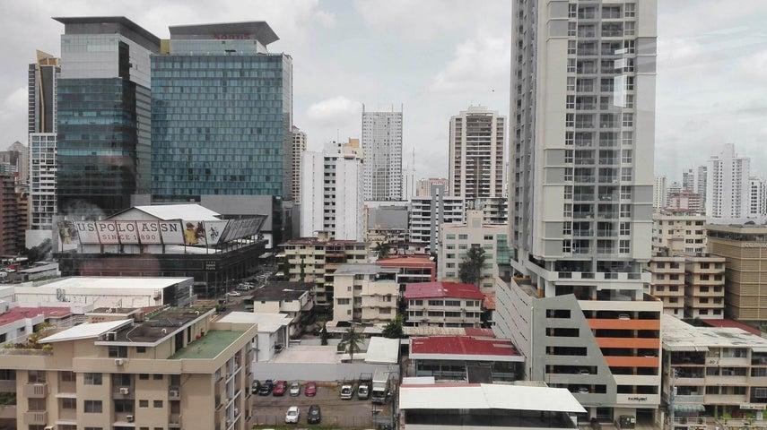 PANAMA VIP10, S.A. Oficina en Venta en Obarrio en Panama Código: 17-4695 No.1