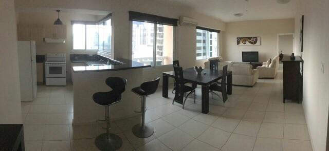 PANAMA VIP10, S.A. Apartamento en Alquiler en Avenida Balboa en Panama Código: 17-4783 No.8