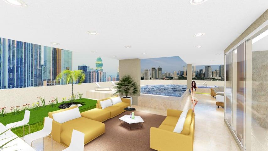 PANAMA VIP10, S.A. Apartamento en Venta en Bellavista en Panama Código: 17-4823 No.3