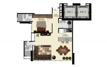 PANAMA VIP10, S.A. Apartamento en Venta en Bellavista en Panama Código: 17-177 No.6