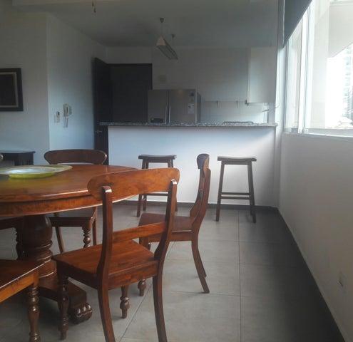 PANAMA VIP10, S.A. Apartamento en Alquiler en El Cangrejo en Panama Código: 17-4852 No.7