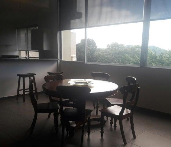 PANAMA VIP10, S.A. Apartamento en Alquiler en El Cangrejo en Panama Código: 17-4852 No.8