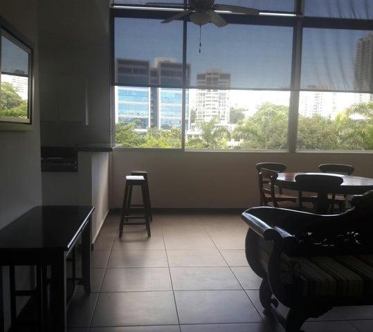 PANAMA VIP10, S.A. Apartamento en Alquiler en El Cangrejo en Panama Código: 17-4852 No.9