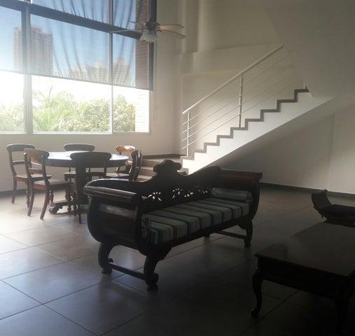 PANAMA VIP10, S.A. Apartamento en Alquiler en El Cangrejo en Panama Código: 17-4852 No.4