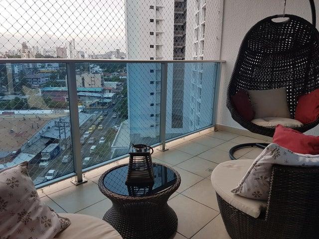 PANAMA VIP10, S.A. Apartamento en Venta en Coco del Mar en Panama Código: 17-4889 No.8