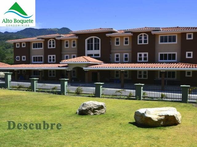 Apartamento / Venta / Boquete / Jaramillo / FLEXMLS-17-4965