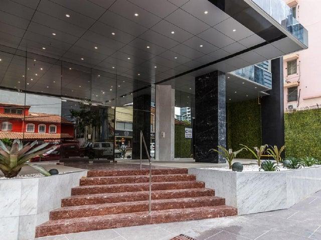 PANAMA VIP10, S.A. Apartamento en Venta en Obarrio en Panama Código: 17-5010 No.1