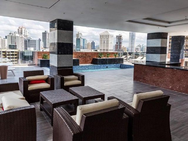 PANAMA VIP10, S.A. Apartamento en Alquiler en Obarrio en Panama Código: 17-5011 No.3