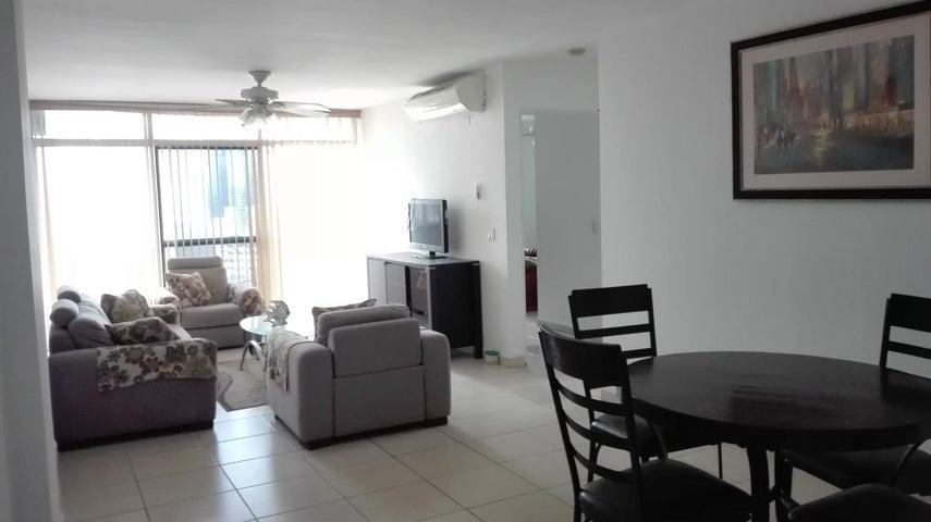 PANAMA VIP10, S.A. Apartamento en Alquiler en El Cangrejo en Panama Código: 17-5022 No.1