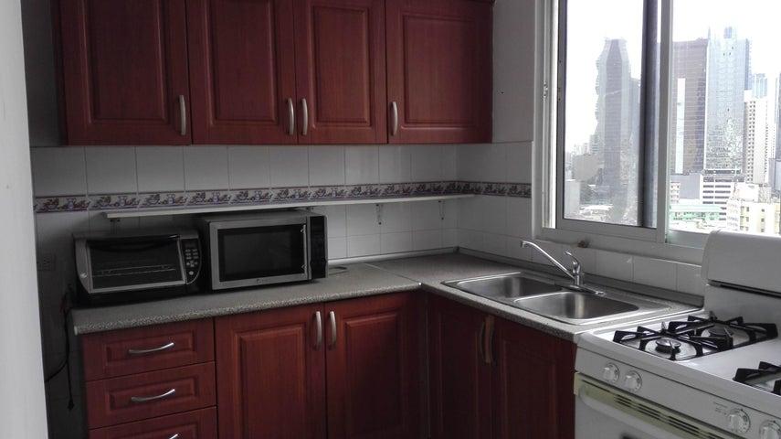 PANAMA VIP10, S.A. Apartamento en Alquiler en El Cangrejo en Panama Código: 17-5022 No.7