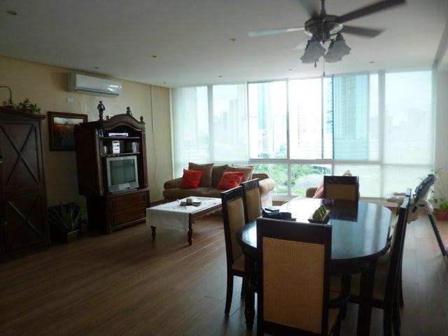 PANAMA VIP10, S.A. Apartamento en Venta en Bellavista en Panama Código: 17-5031 No.5