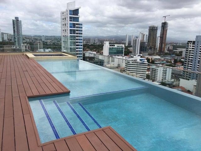 PANAMA VIP10, S.A. Apartamento en Venta en San Francisco en Panama Código: 17-5045 No.2