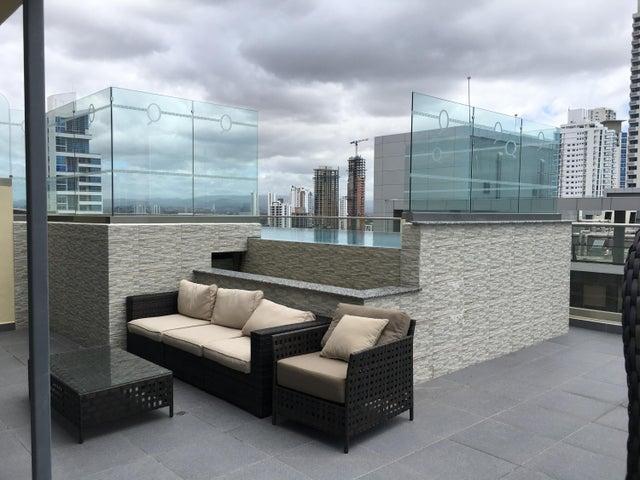 PANAMA VIP10, S.A. Apartamento en Venta en San Francisco en Panama Código: 17-5045 No.6