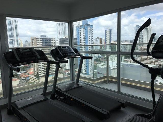 PANAMA VIP10, S.A. Apartamento en Venta en San Francisco en Panama Código: 17-5045 No.9