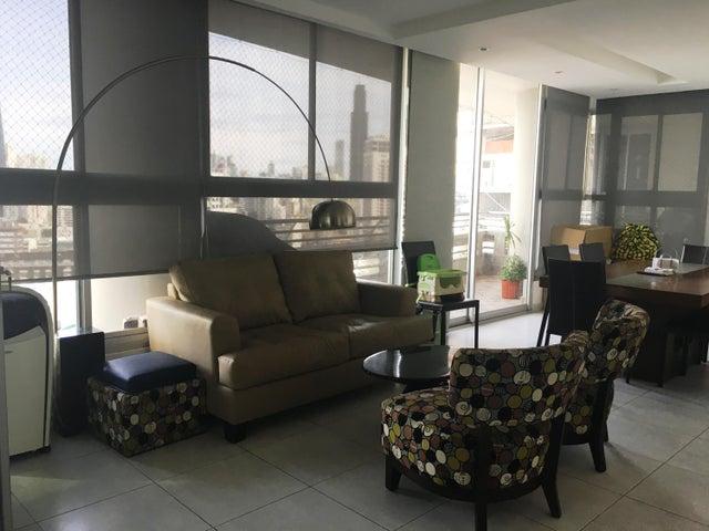 PANAMA VIP10, S.A. Apartamento en Alquiler en El Cangrejo en Panama Código: 17-5151 No.7