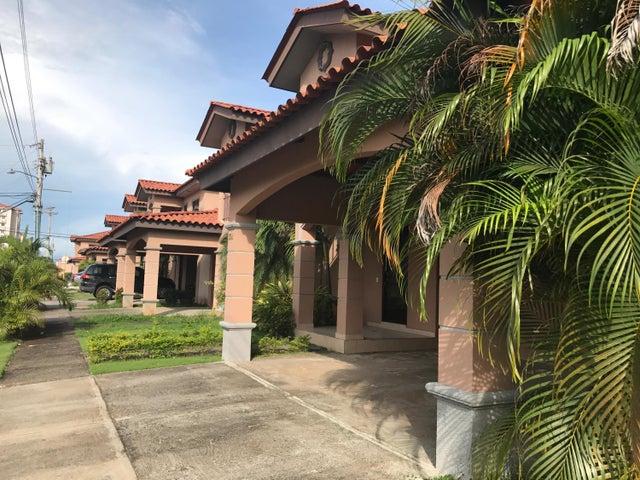 Casa / Alquiler / Panama / Versalles / FLEXMLS-17-5176