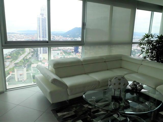 PANAMA VIP10, S.A. Apartamento en Alquiler en Avenida Balboa en Panama Código: 17-5180 No.8