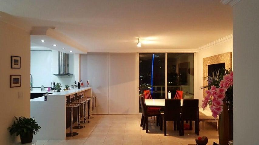 PANAMA VIP10, S.A. Apartamento en Alquiler en Punta Pacifica en Panama Código: 17-5208 No.3