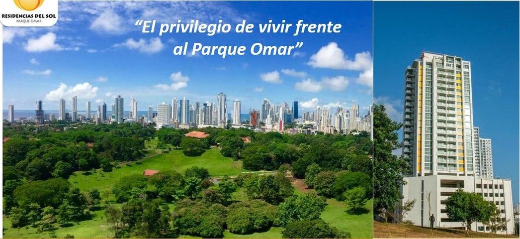 PANAMA VIP10, S.A. Apartamento en Venta en Carrasquilla en Panama Código: 17-5213 No.1
