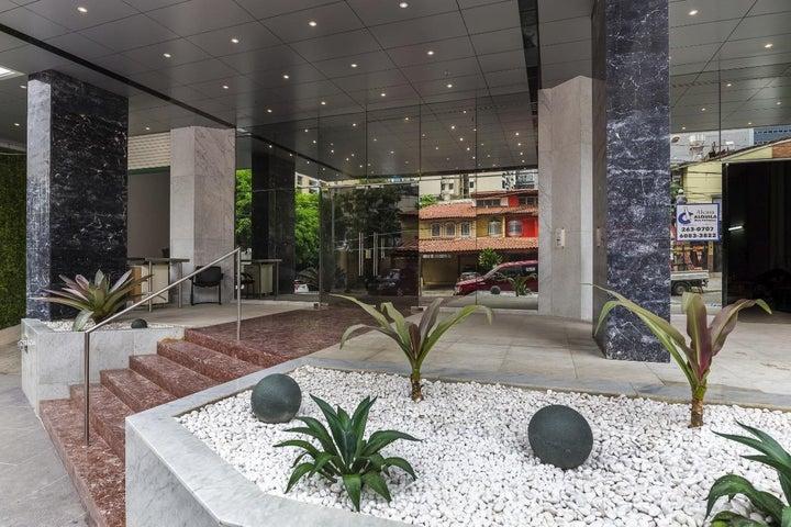 PANAMA VIP10, S.A. Apartamento en Venta en Obarrio en Panama Código: 17-3335 No.1