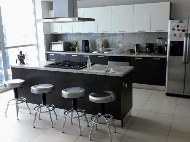 PANAMA VIP10, S.A. Apartamento en Alquiler en Punta Pacifica en Panama Código: 17-5383 No.7