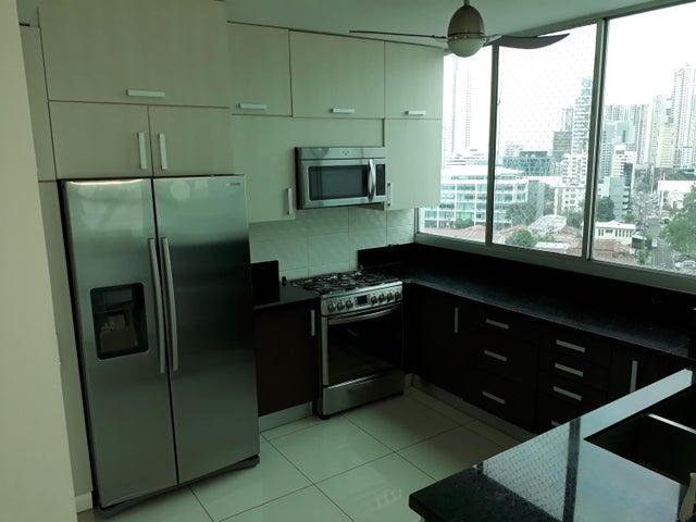 PANAMA VIP10, S.A. Apartamento en Venta en San Francisco en Panama Código: 17-2063 No.5