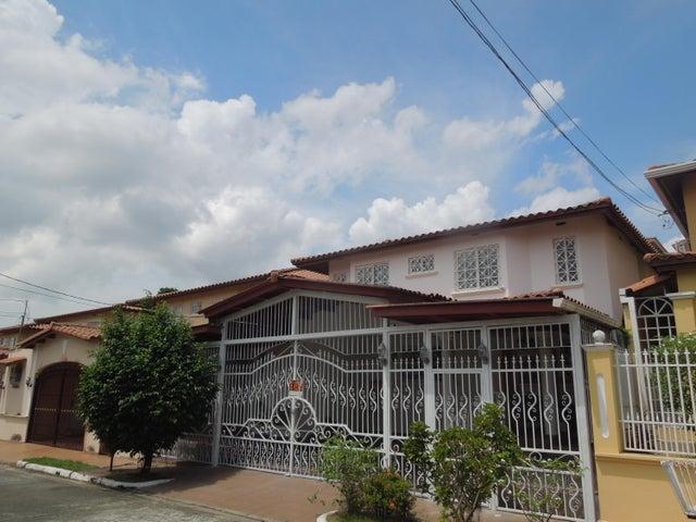 PANAMA VIP10, S.A. Casa en Venta en Brisas Del Golf en Panama Código: 17-5443 No.1