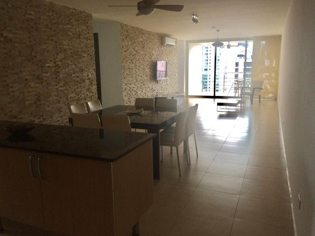 PANAMA VIP10, S.A. Apartamento en Alquiler en El Cangrejo en Panama Código: 17-5454 No.2