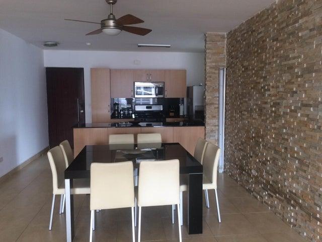 PANAMA VIP10, S.A. Apartamento en Alquiler en El Cangrejo en Panama Código: 17-5454 No.5