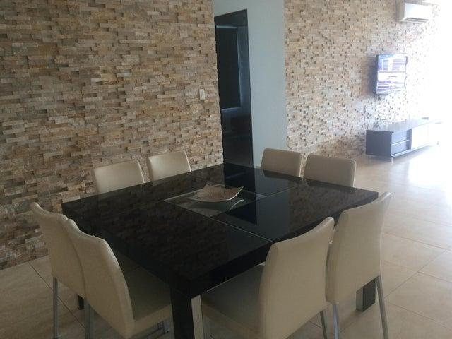 PANAMA VIP10, S.A. Apartamento en Alquiler en El Cangrejo en Panama Código: 17-5454 No.1
