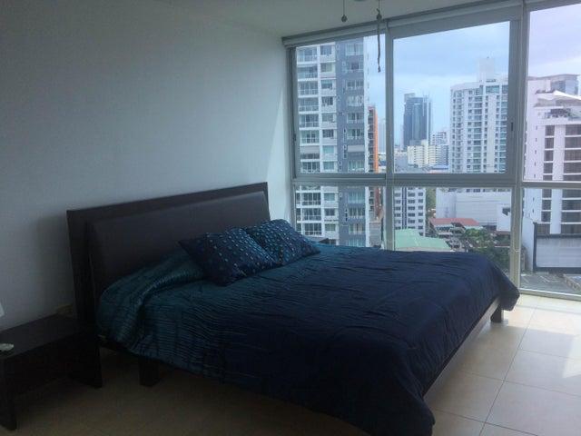 PANAMA VIP10, S.A. Apartamento en Alquiler en El Cangrejo en Panama Código: 17-5454 No.7