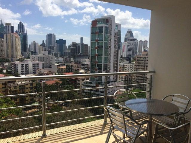 PANAMA VIP10, S.A. Apartamento en Alquiler en El Cangrejo en Panama Código: 17-5454 No.4