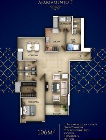 PANAMA VIP10, S.A. Apartamento en Venta en Bellavista en Panama Código: 17-5493 No.8