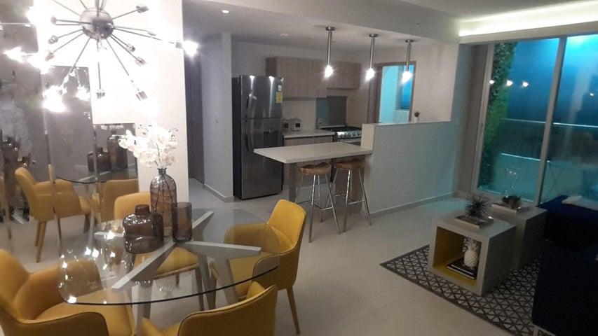 PANAMA VIP10, S.A. Apartamento en Venta en Altos de Panama en Panama Código: 17-5497 No.5