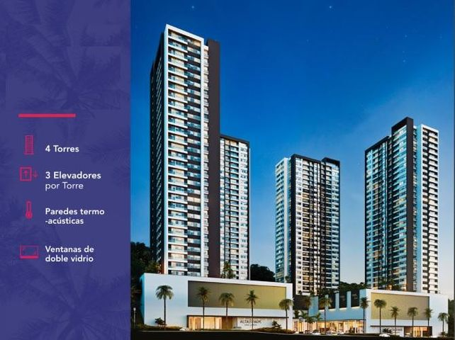 PANAMA VIP10, S.A. Apartamento en Venta en Altos de Panama en Panama Código: 17-5497 No.2