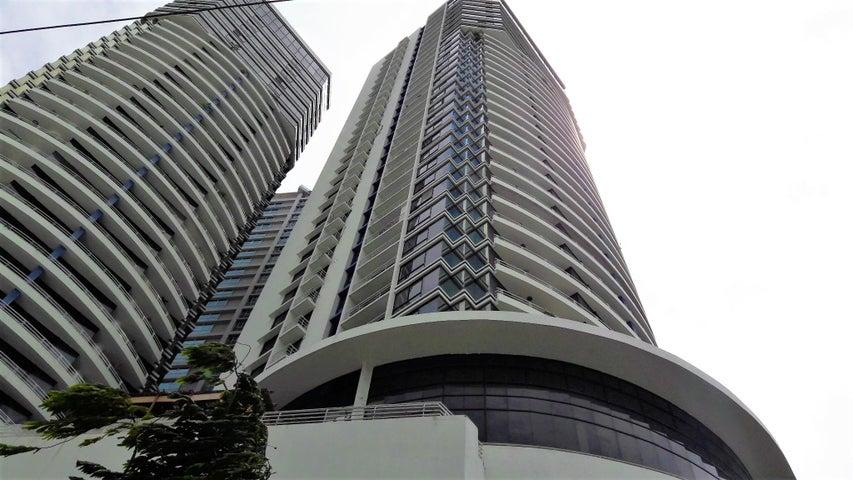 Apartamento / Alquiler / Panama / Avenida Balboa / FLEXMLS-17-5508