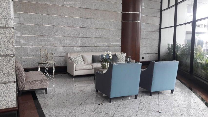 PANAMA VIP10, S.A. Apartamento en Alquiler en Avenida Balboa en Panama Código: 17-5508 No.4