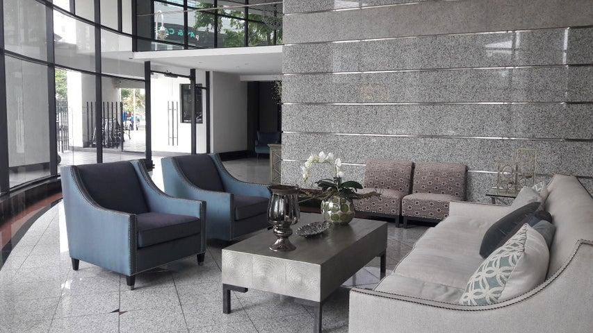 PANAMA VIP10, S.A. Apartamento en Alquiler en Avenida Balboa en Panama Código: 17-5508 No.3