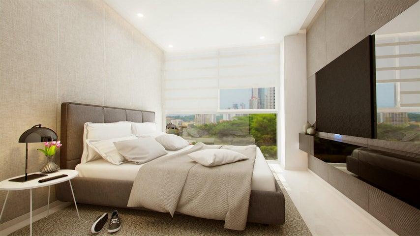 PANAMA VIP10, S.A. Apartamento en Venta en Carrasquilla en Panama Código: 17-5592 No.3