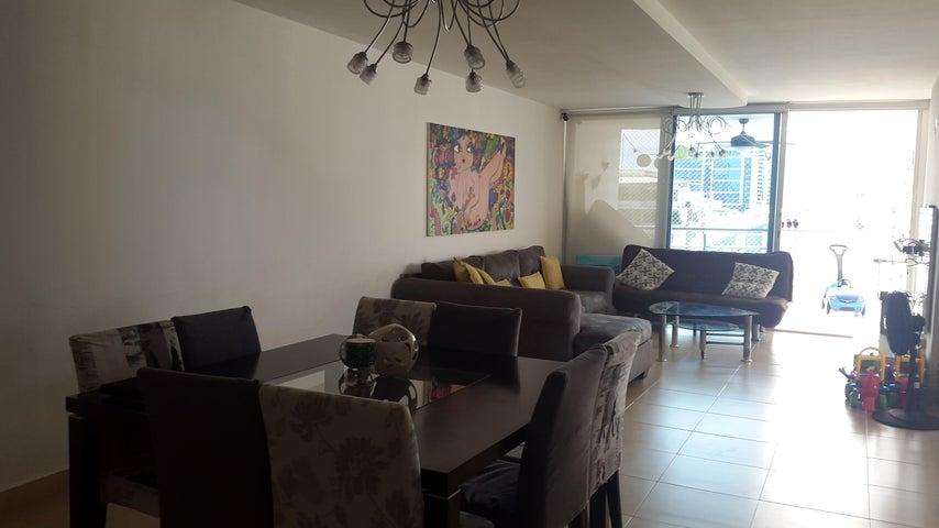 PANAMA VIP10, S.A. Apartamento en Alquiler en El Cangrejo en Panama Código: 17-5619 No.5