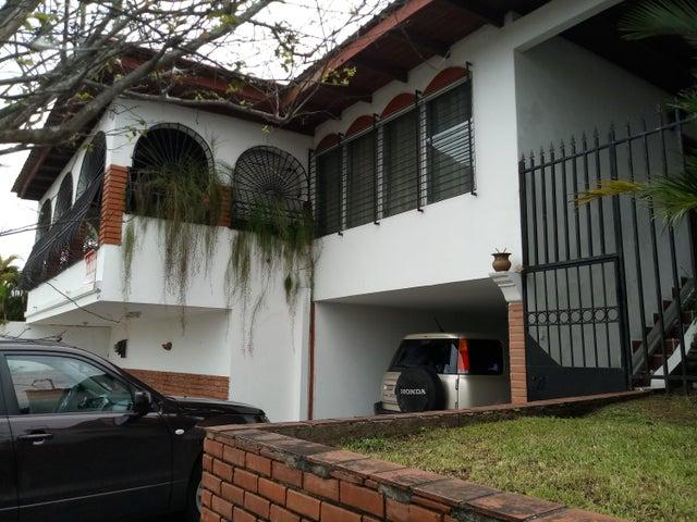 PANAMA VIP10, S.A. Casa en Venta en Betania en Panama Código: 17-5650 No.0