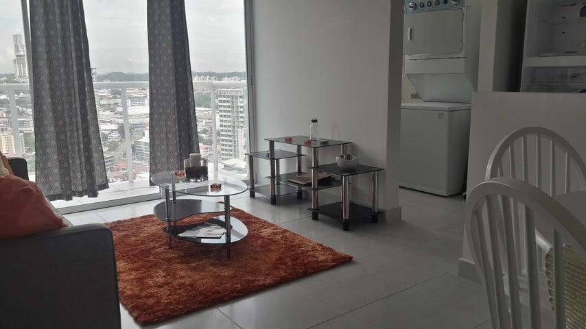 PANAMA VIP10, S.A. Apartamento en Alquiler en Via Espana en Panama Código: 17-5706 No.3