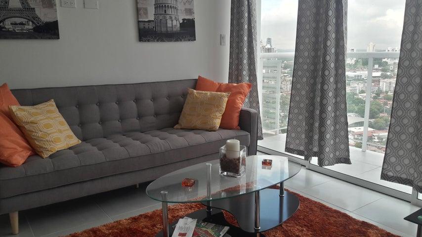 PANAMA VIP10, S.A. Apartamento en Alquiler en Via Espana en Panama Código: 17-5706 No.4
