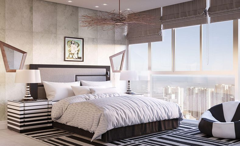 PANAMA VIP10, S.A. Apartamento en Venta en San Francisco en Panama Código: 17-5754 No.8