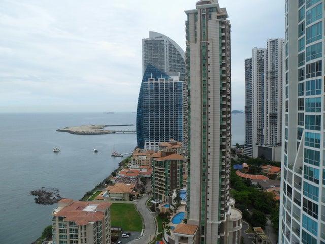 PANAMA VIP10, S.A. Apartamento en Alquiler en Punta Pacifica en Panama Código: 17-5782 No.2
