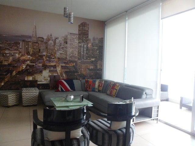 PANAMA VIP10, S.A. Apartamento en Alquiler en Punta Pacifica en Panama Código: 17-5782 No.5