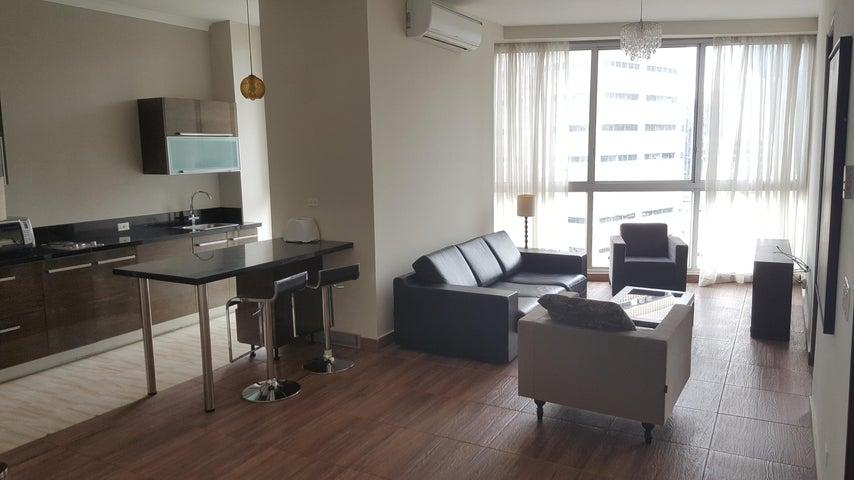 PANAMA VIP10, S.A. Apartamento en Alquiler en Obarrio en Panama Código: 17-5841 No.1