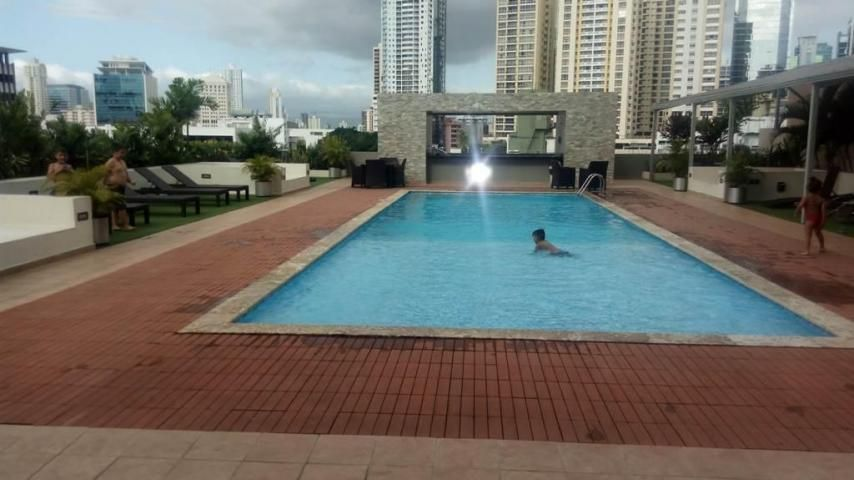 PANAMA VIP10, S.A. Apartamento en Alquiler en Obarrio en Panama Código: 17-5841 No.9